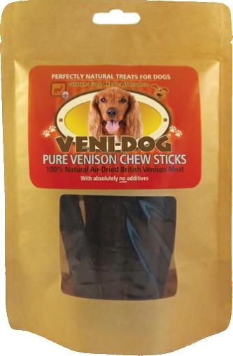 Pure Venison Chew Sticks
