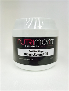 Coconut Oil (Certified Virgin, Organic)