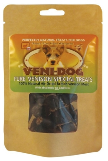 Pure Venison Special Treats
