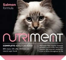 Cat Salmon formula - adult