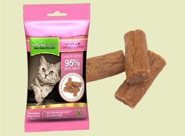 Chicken with Liver Meaty Cat Treats