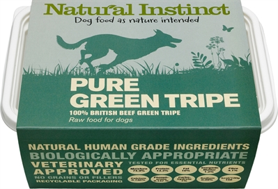 Pure Green Tripe
