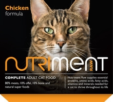 Cat Chicken formula - adult