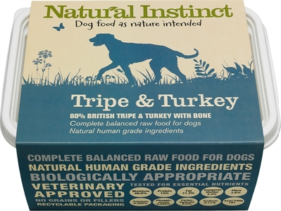 Tripe and Turkey