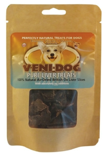 Pure Ox Liver Treats